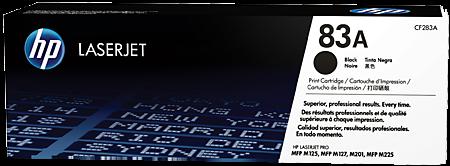 Картридж HP CF283A черный оригинальный