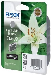 Картридж EPSON T059940 светло-серый оригинальный