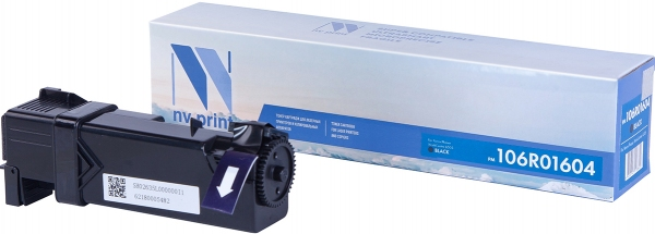 Картридж совместимый NVPrint 106R01604 для Xerox черный