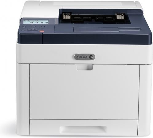 Принтер лазерный цветной XEROX Phaser 6510DN