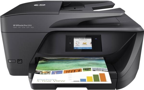МФУ HP OfficeJet Pro 6960 eAiO