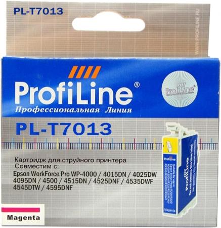Картридж совместимый ProfiLine T7013 для Epson пурпурный