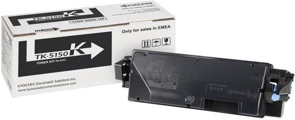 Тонер-картридж Kyocera TK-5150K черный оригинальный