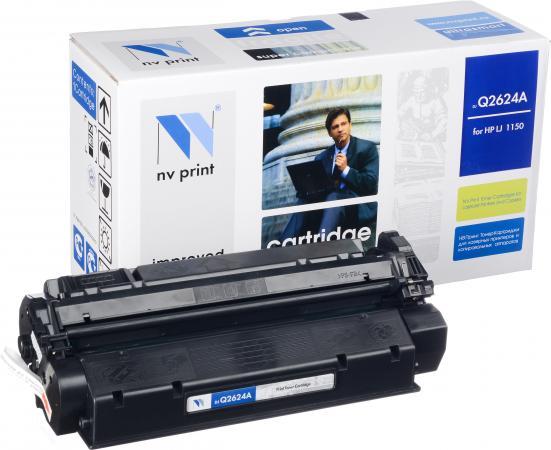 Картридж HP Q2624A совместимый NV Print