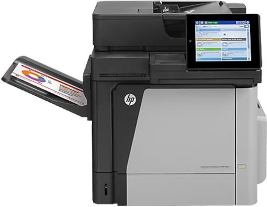 МФУ HP LaserJet Enterprise M680dn