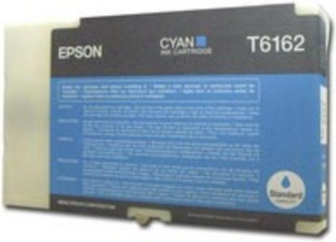 Картридж EPSON T6162 для B-300/310N голубой оригинальный