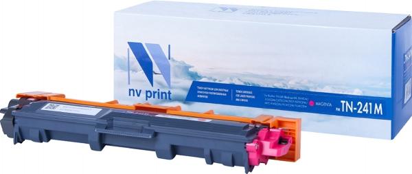 Картридж совместимый NVPrint TN-241 для Brother пурпурный