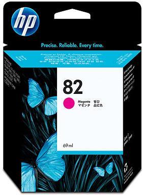 Картридж HP C4912A пурпурный оригинал