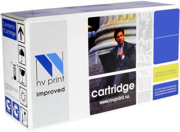 Картридж Samsung CLP-510D5C голубой совместимый NV Print