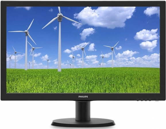 "Монитор 23.6"" Philips 243S5LSB5/00/01 Black"