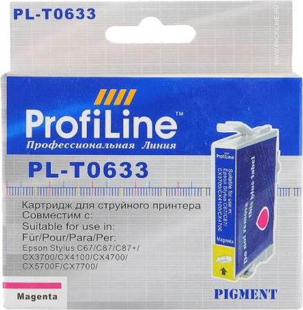 Картридж совместимый ProfiLine 0633 для Epson пурпурный