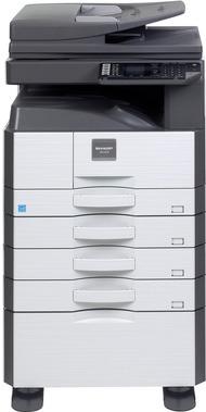 МФУ Sharp NovaL AR6020D (доб. крышка/автопод.)