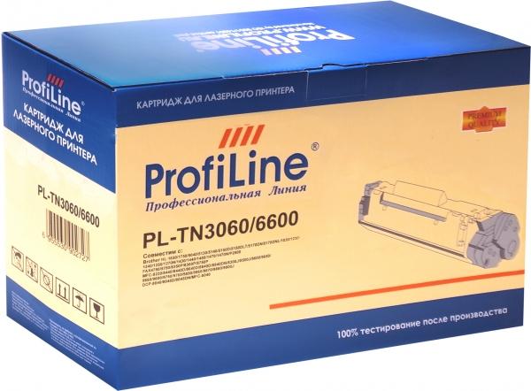 Картридж совместимый ProfiLine TN-6600 для Brother