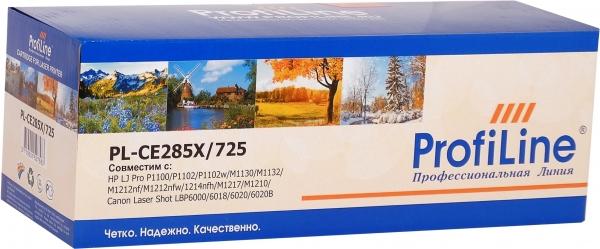 Картридж совместимый ProfiLine CE285X/725 для HP