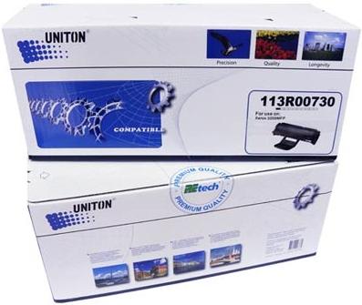 Картридж совместимый UNITON Premium 113R00730 для Xerox