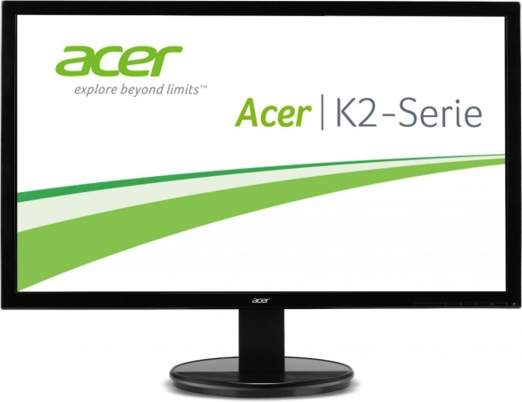 "Монитор 24"" Acer K242HLbd black"