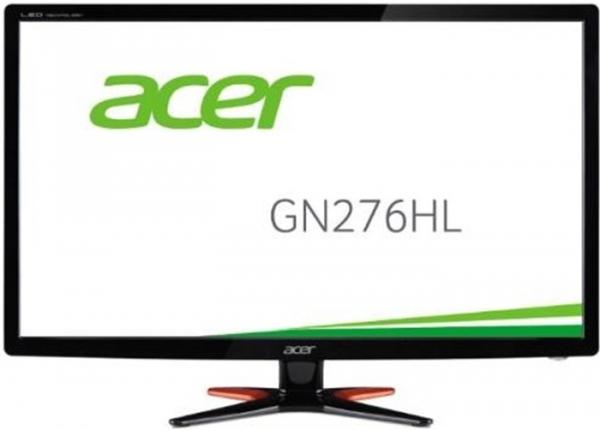 "Монитор 27"" Acer GN276HLbid Black"