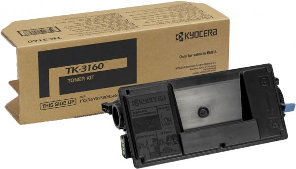 Тонер-картридж Kyocera TK-3160