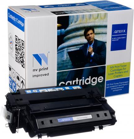 Картридж совместимый NV Print Q7551X для HP