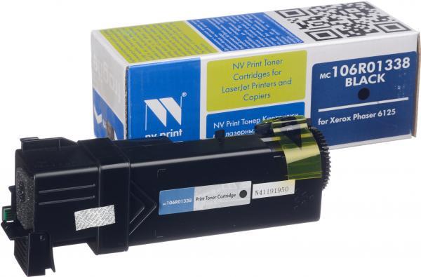 Картридж совместимый NV Print 106R01338 черный для Xerox