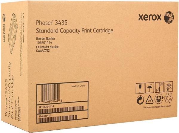 Картридж XEROX 106R01414 оригинальный