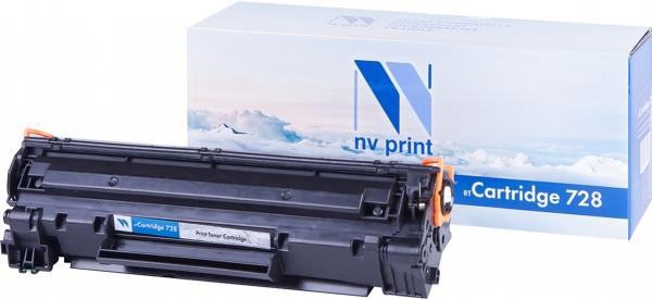 Картридж совместимый NVP 728 для CANON