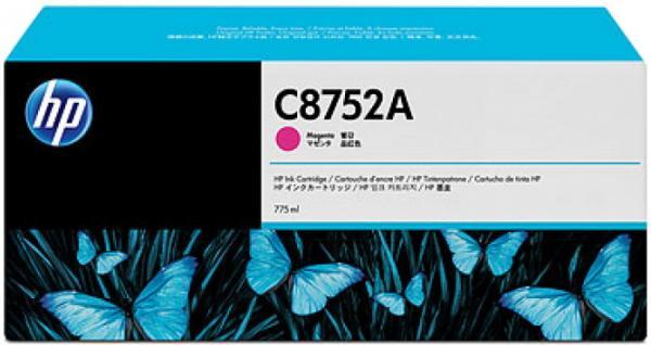 Картридж HP C8752A пурпурный оригинальный