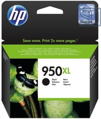 Картридж HP 950 XL оригинальный черный