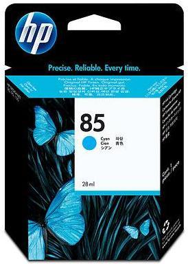 Картридж HP C9425A голубой оригинал