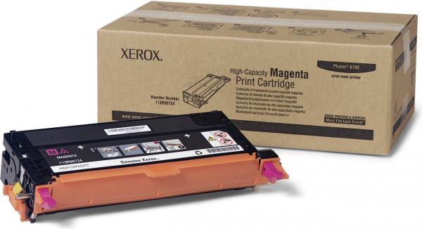 Картридж XEROX 113R00724 пурпурный оригинальный