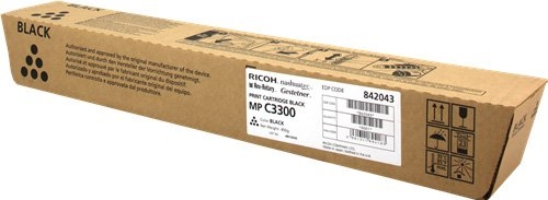 Тонер-картридж MPC3300E для Ricoh черный