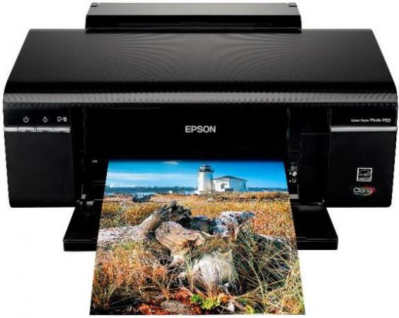 Принтер Epson STYLUS Photo P50