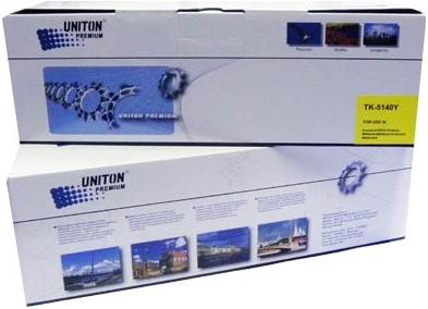 Картридж совместимый UNITON Premium TK-5140Y желтый для Kyocera