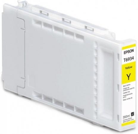 Картридж EPSON C13T693400 желтый оригинальный
