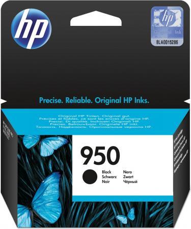 Картридж HP CN049AE черный оригинальный
