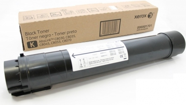 Картридж 006R01701 черный для Xerox оригинальный