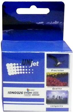 Картридж совместимый Unijet 10N0026 (26) цветной для HP