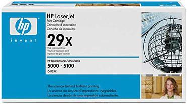 Картридж HP C4129X черный оригинальный