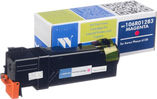 Картридж Xerox 106R01283 пурпурный совместимый NV Print
