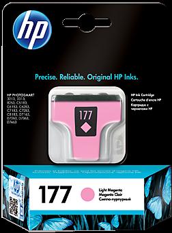 Картридж HP C8775HE светло-пурпурный оригинальный