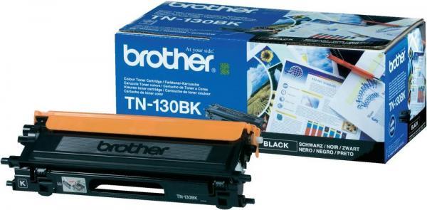 Картридж Brother TN-130BK черный оригинальный