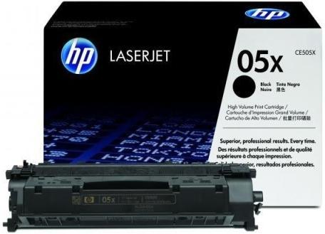 Картридж HP 05Х двойная упаковка оригинальный