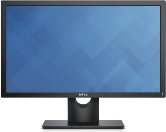 "Монитор 19.5"" Dell E2016HV черный"