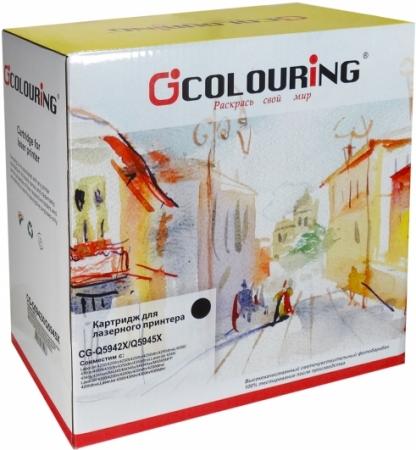 Картридж совместимый Colouring Q5942X/Q5945A/Q1338/Q1339для HP