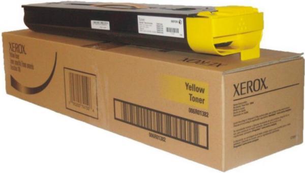Картридж XEROX 006R01382 желтый оригинальный