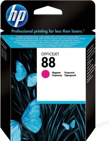 Картридж HP C9387AE пурпурный оригинальный