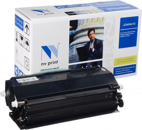 Картридж совместимый NV Print E260A21E для Lexmark