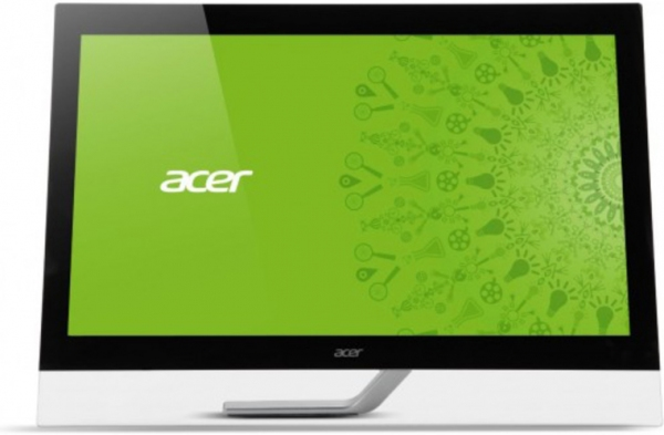 "Монитор 27"" Acer T272HLBMJJZ Black"