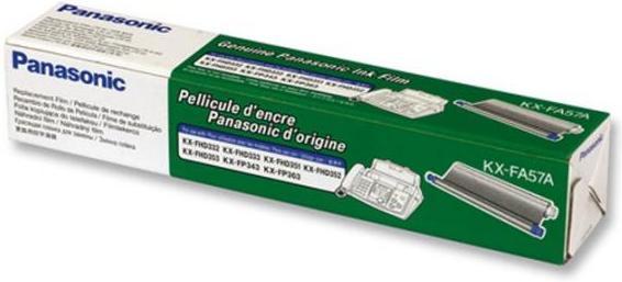 Термолента для факсов Panasonic KX-FA57A (оригинальная)