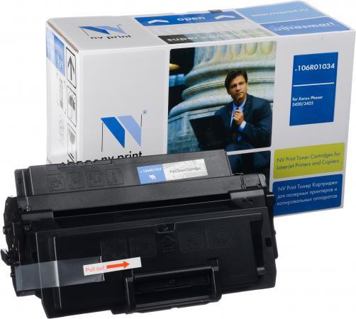 Картридж совместимый NV Print 106R01034 для Xerox